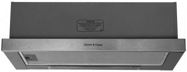 AGNA 560 IX: кухонна витяжка Gunter & Hauer